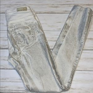 AG Adriano Goldschmied Legging Jeans Sz 25